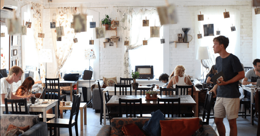 Anti-Cafes: The Russian Solution to Your Remote Working Woes