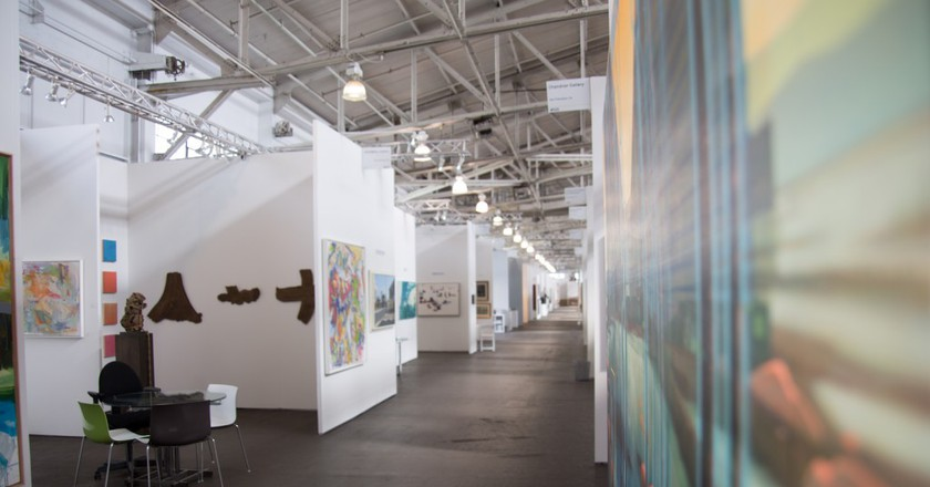 Indulge Your Artistic Cravings At Art Market SF