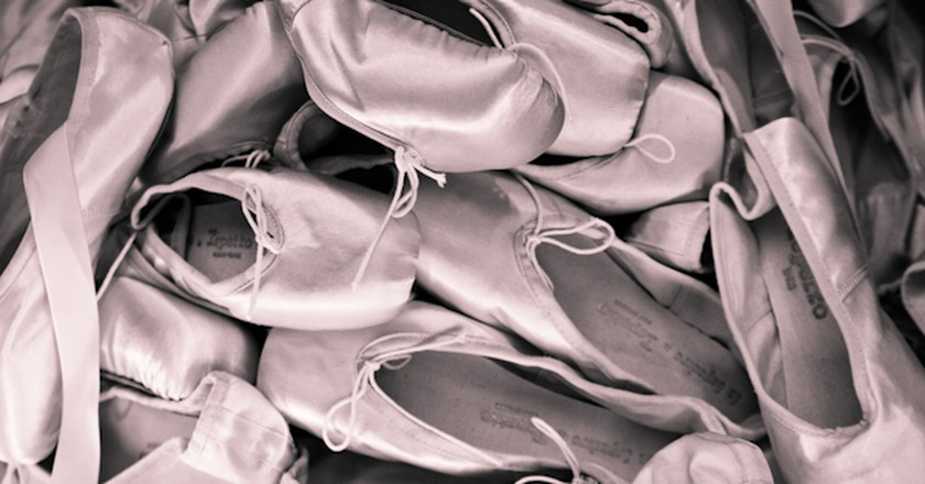 Go Up On Pointe With Complexions Contemporary Ballet
