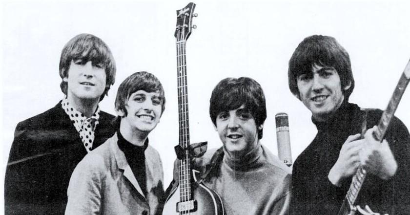 The Beatles   © EMI/WikiCommons