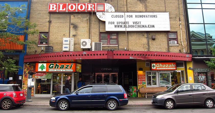 Bloor Cinema | ©  West Annex News / WikiCommons