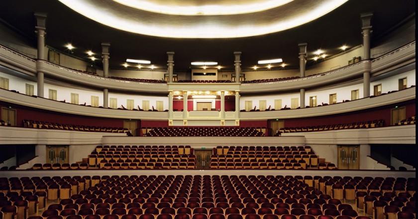 Bozar Centre Interior | (c) Jerome Latteur