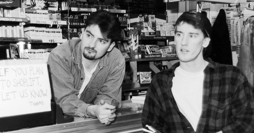 Still, Clerks (1994)  | © View Askew Productions