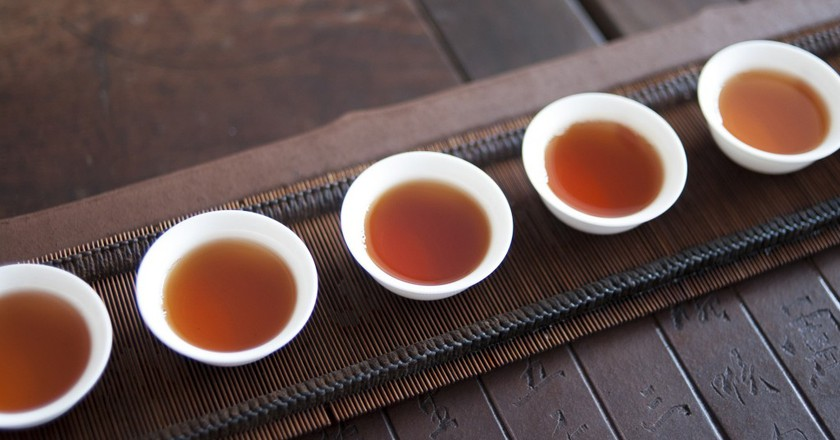 Traditional Chinese Tea © aniu7839/Pixabay