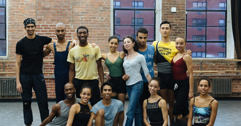 Dance Theater of Harlem | Image Courtesy of Richard Kornberg & Associates