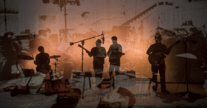 Beatles Sessions at Black Island Studios London | © Tom Oldham