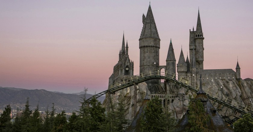 Cast A Spell At The Opening Of Harry Potter World