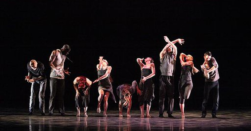 GDC Only Way Around | ©  Giordano Dance Chicago / WikiCommons
