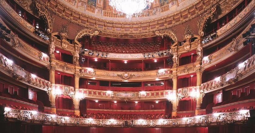 Grande Salle (c) Philippe De Gobert