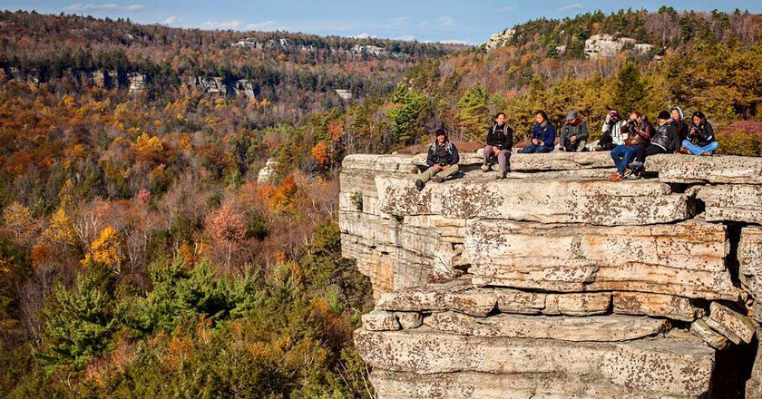 Gunks | Courtesy of Discover Outdoors