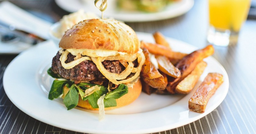 Burger   © skeeze/Pixabay