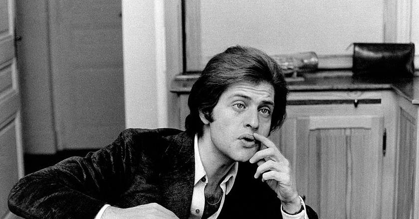 Joe Dassin in 1960 - WikiCommons