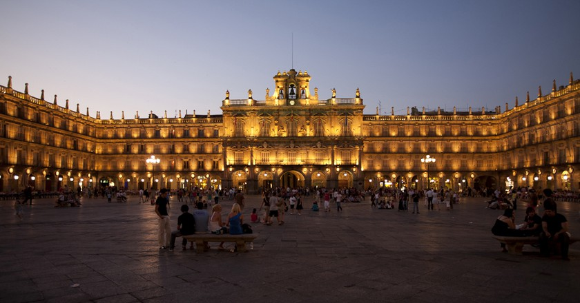 Salamanca | © PMRMaeyaert/WikiCommons