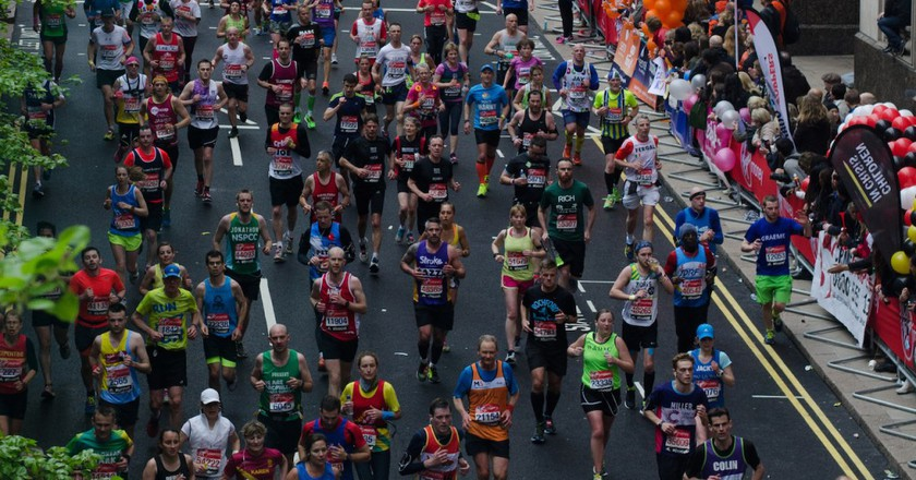 Marathon London 2015 | © Still ePsiLoN / Flickr