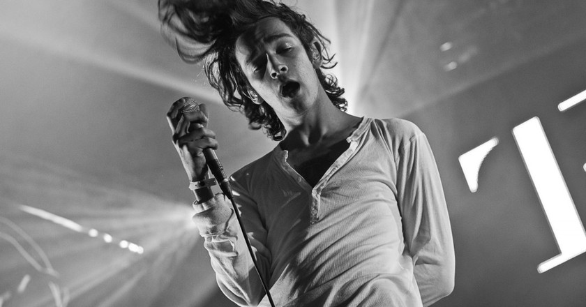 Jam Out With The 1975 At The Shrine