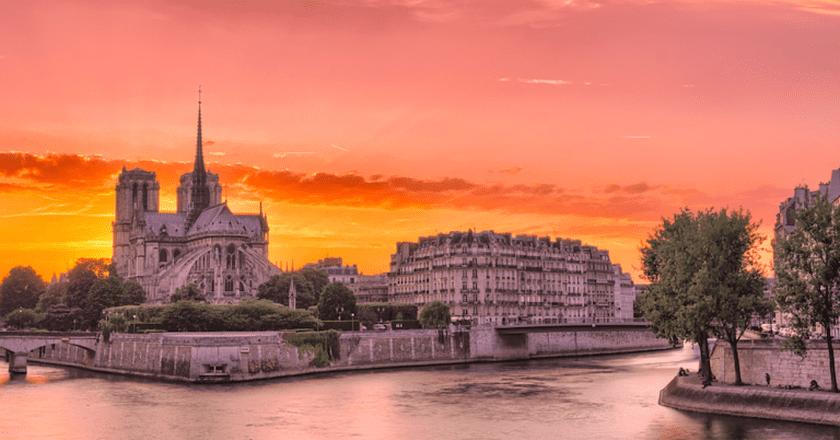 Notre Dame   © Nicolas Winspeare/Flickr