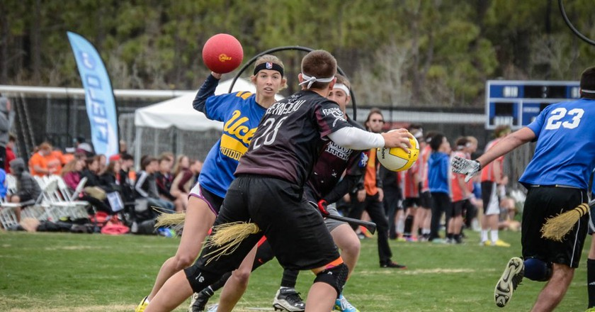 Ireland Is Hosting Its First Ever Quidditch Cup in Dublin