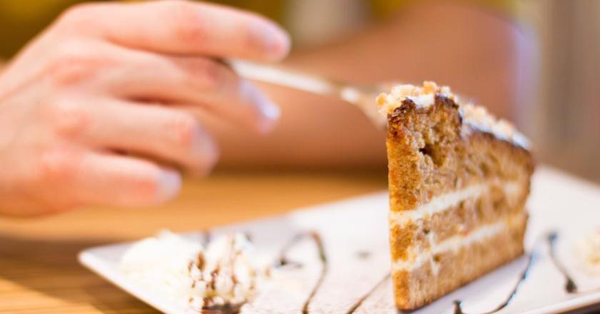 Delicious cake | © Adrianna Calvo/stocksnap