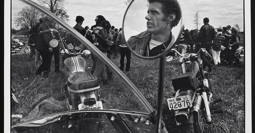Danny Lyon Cal, Elkhorn, Wisconsin 1966 | © 2015 Danny Lyon / Magnum Photos, courtesy of the AGO