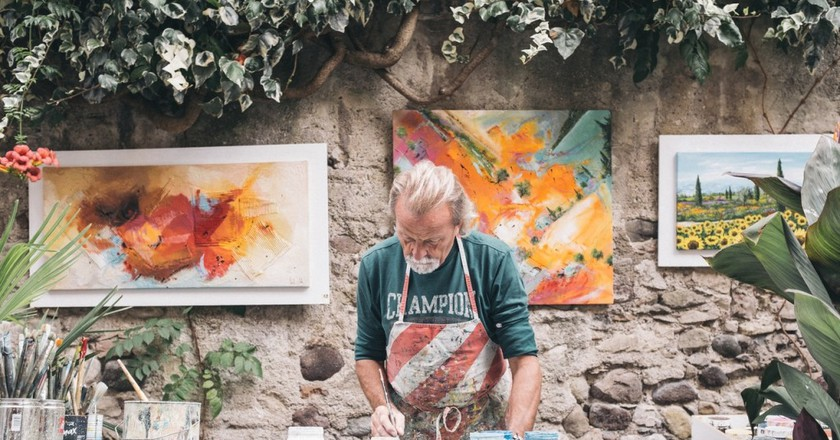 Discover Amazing Art At Hunters Point Open Studios