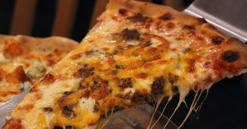 Where's The Nearest Dollar Slice? In NYC, There's An App For That