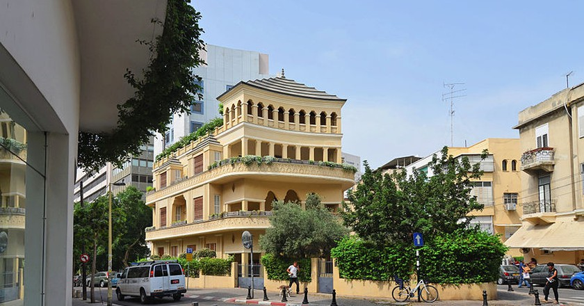 Things To Eat, Drink And Do In Nachmani Street, Tel Aviv