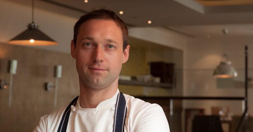 Executive Chef Chris Whitmore | Courtesy of Aberdeen Street Social