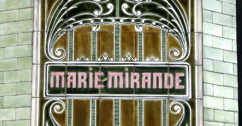 Villa Marie-Mirande Window| © Michel wal| WikiCommons