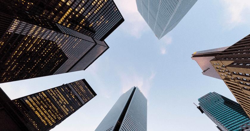 Financial District Toronto Skyline   © Chris Tyler/Flickr