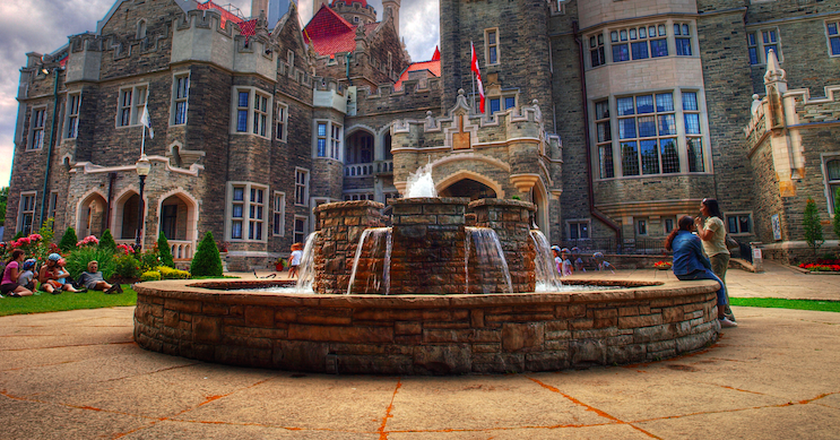 Casa Loma | © paul bica / Flickr