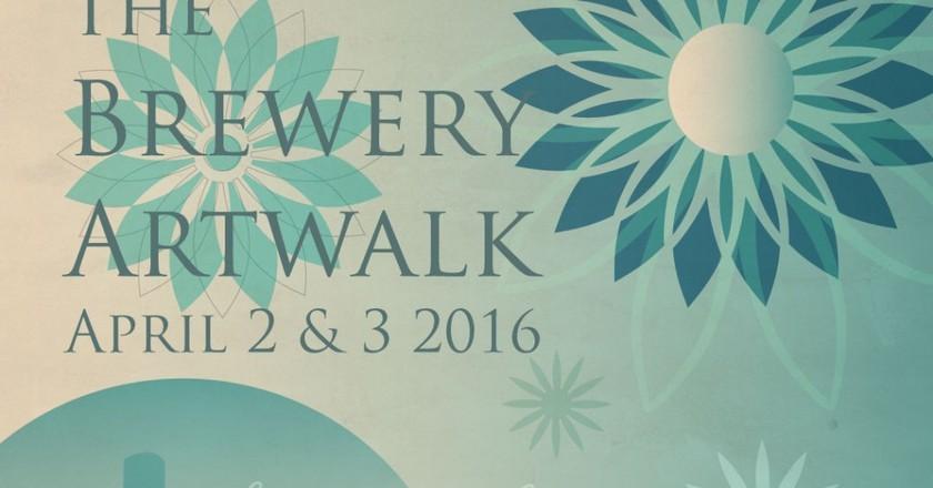 Step Into An Art World At Brewery Artwalk