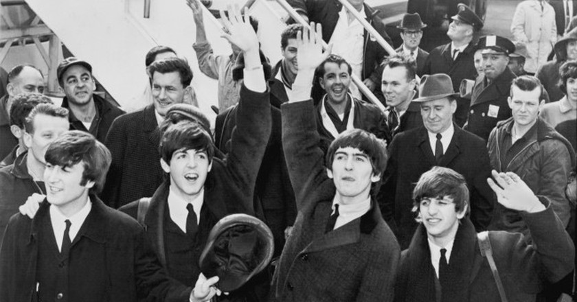 Beatlemania swept through the Soviet Union