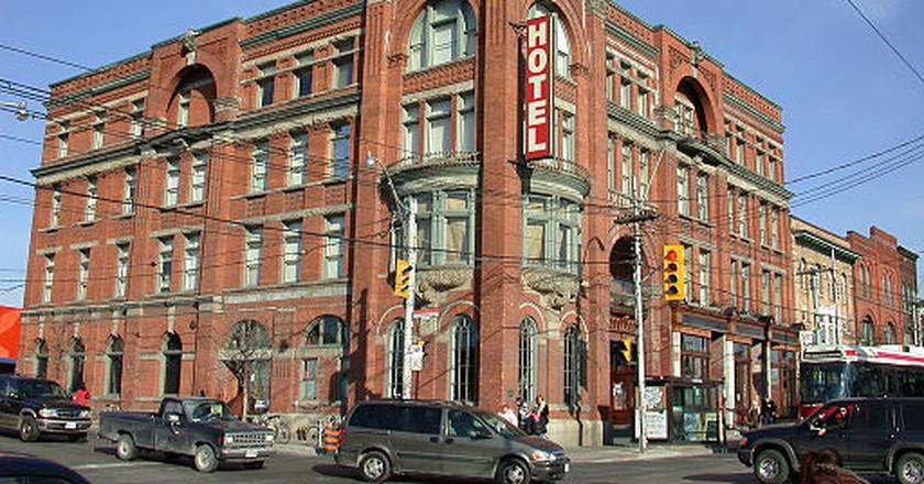 The Gladstone Hotel | © csaila / WikiCommons