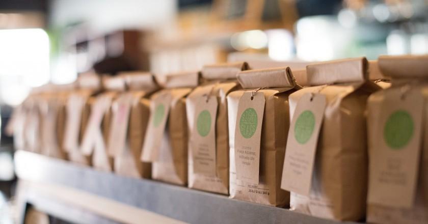 Timeless Coffee Roasters © Kristen Loken for This is Oakland