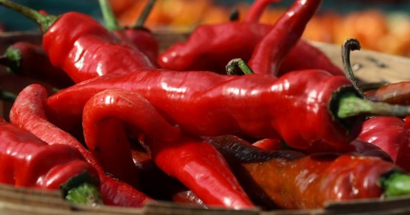 Peppers | © Paul Stein/Flickr