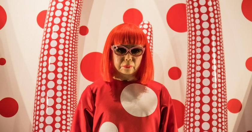 The Broad Announces Yayoi Kusama Retrospective Exhibition