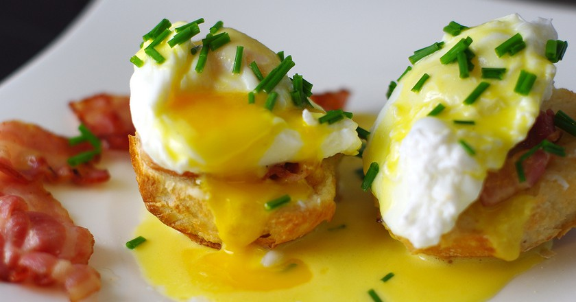 Eggs Benedict | © Isabelle Hurbain-Palatin/Flickr