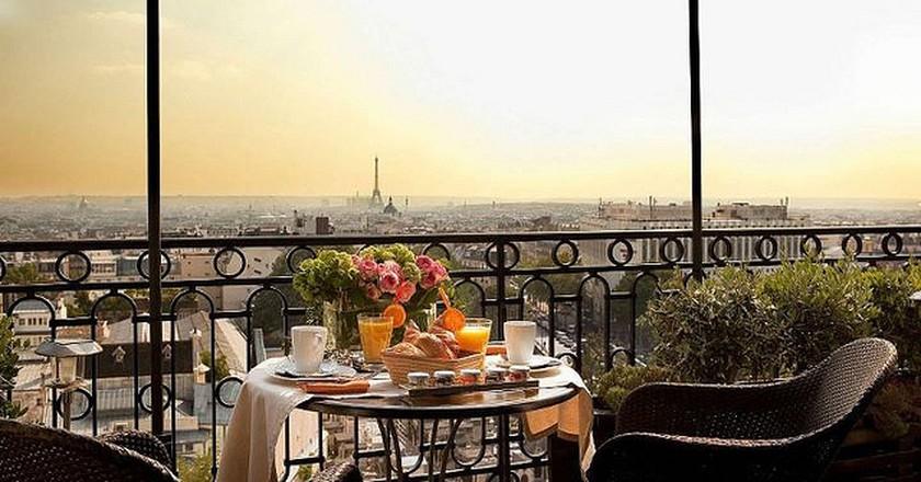 10 best rooftop restaurants in paris france