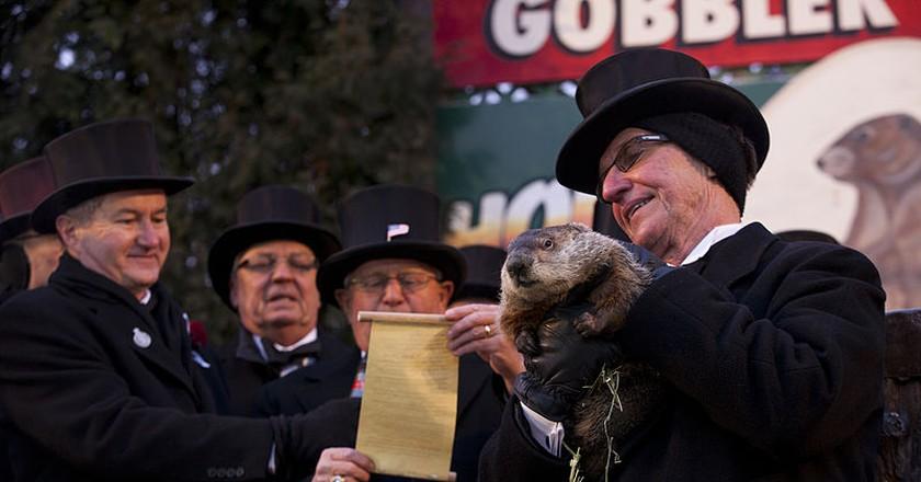 Groundhog Day | © Anthony Quintano/WikiCommons