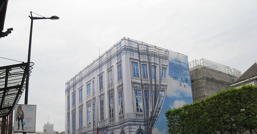 Magritte Museum | © Wasily/WikiCommons
