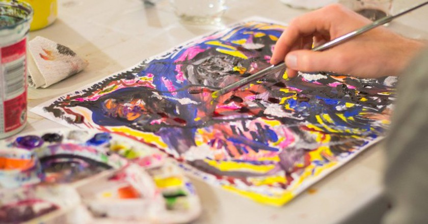 The Top 10 Ways To Mix Art & Booze In Toronto