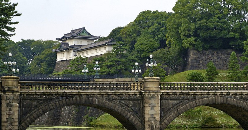 Imperial Palace Gardens Tokyo | © Dominik / Flickr