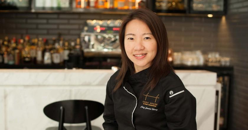 Chef Janice Wong | © Peter Wang