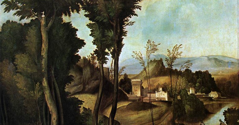 Legacy And Death Of Moses: The Royal Academy Explores The Age Of Giorgione