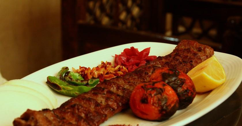 Kebab Koobideh ©Blondinrikard Fröberg/Flickr