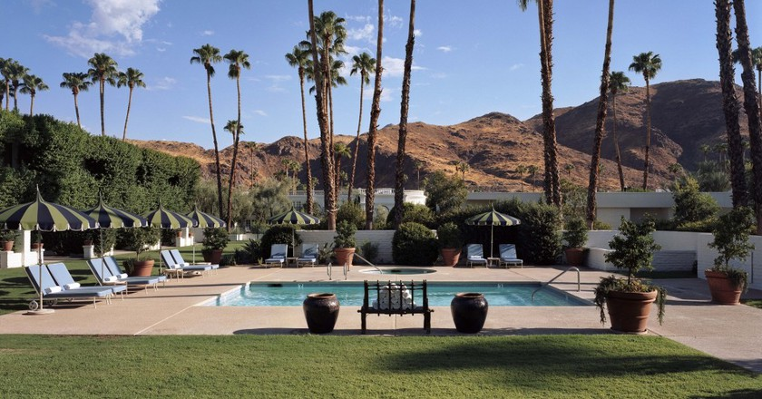 North Pool | Courtesy of The Parker Palm Springs