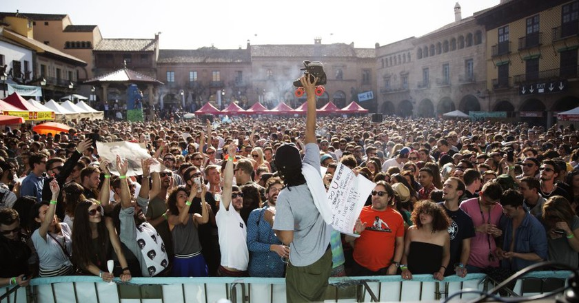 Don't Miss The Last Brunch Electronik At Poble Espanyol