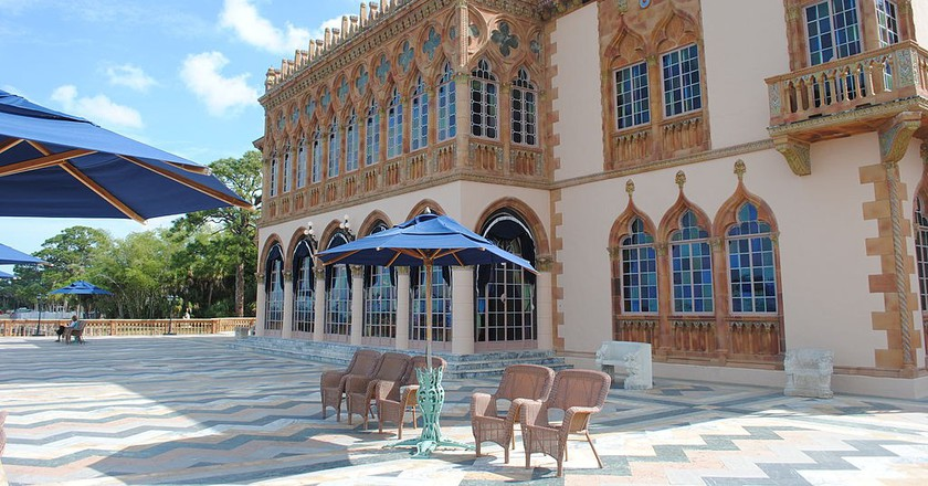 The Ringling House in Sarasota | © Dwbailey indiana/WikiCommons