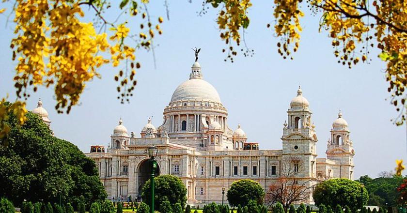Victoria Memorial,2012/©Samitkumarsinha/WikiCommons