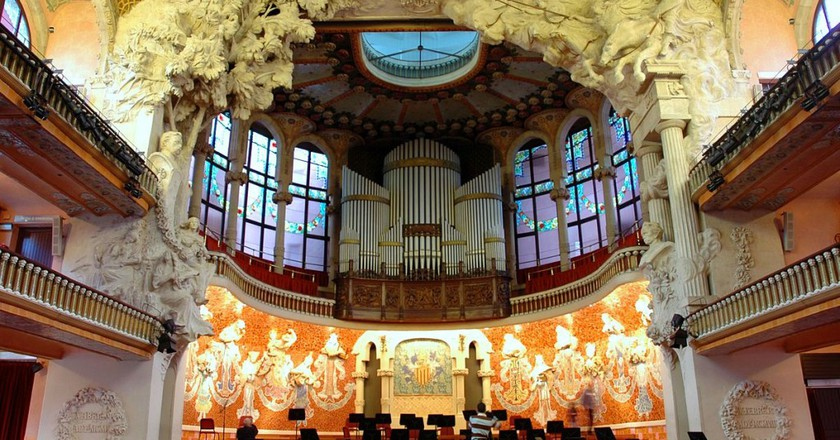 Enjoy The Vienna Philharmonic Orchestra At The Palau De La Música